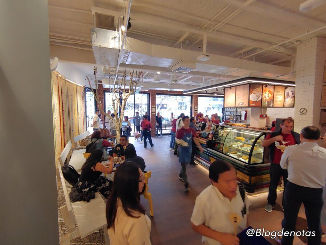 BCP Café 3 - Perú: BCP inaugura agencia que ofrece café y cervezas artesanales