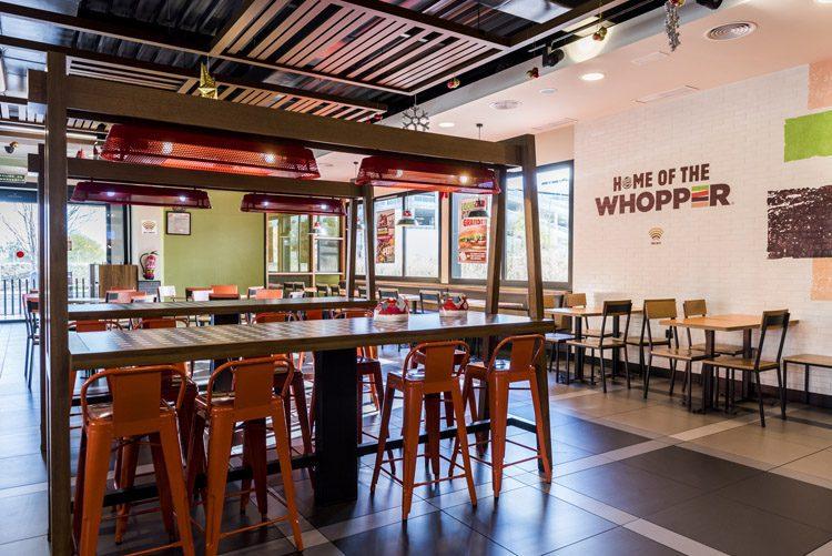BK Sala - Burger King tiene como objetivo sumar 6.000 restaurantes en Europa
