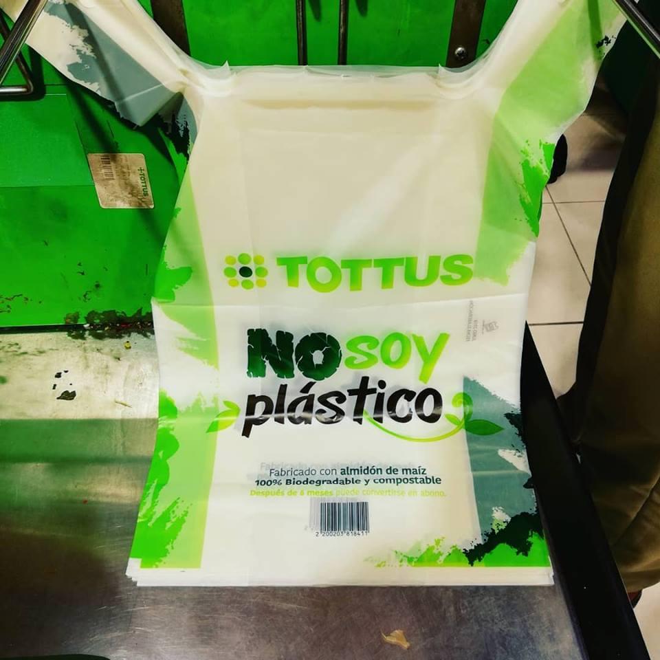 BOLSA de maiz tottus 2 - Perú: Tottus abre una de sus tiendas más grandes en Real Plaza Puruchuco