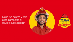 BONUS BOMBEROS 240x140 - Bonus lanza campaña a favor de los bomberos del Perú