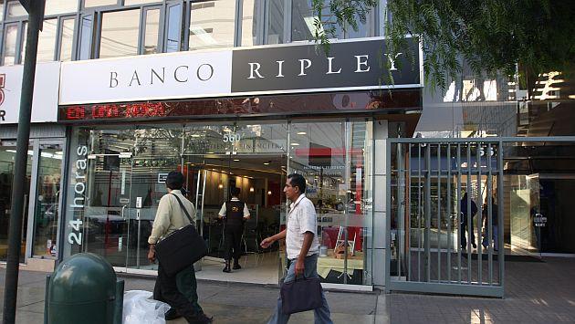 Banco Ripley mejora perspectiva clasificación riesgo Perú