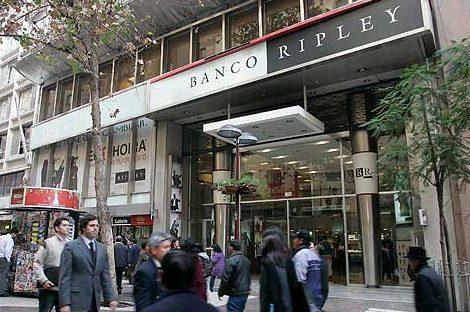 Banco Ripley toma medidas preventivas por efectos de El Niño