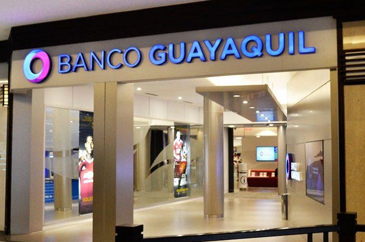 Banco guayaquil CUENCA