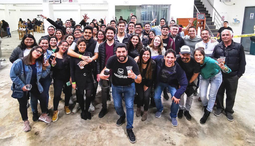 Barbarian 2 - Perú: Barbarian amplía su planta de producción de cervezas artesanales