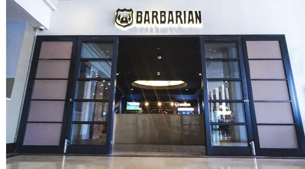 Barbarian inaugura bar de cerveza artesanal en Hotel Sheraton Lima