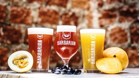 Barbarian - Gigante cervecera mundial adquiere 100% de acciones de peruana Barbarian