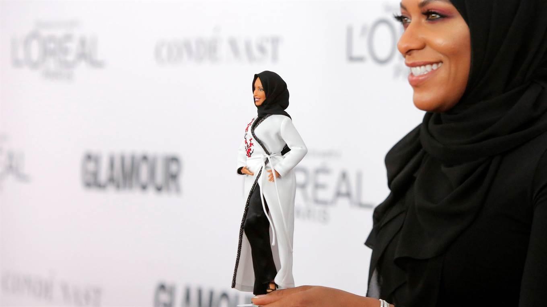 Barbie con velo 2 - Mattel lanza su primera Barbie con velo islámico
