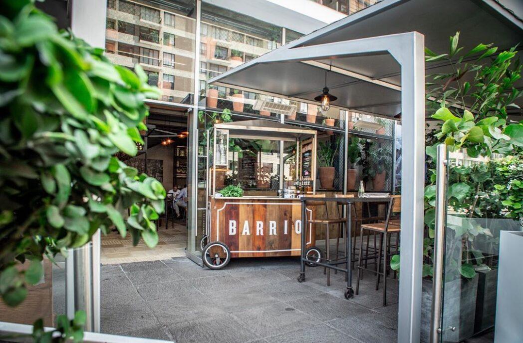 Barrio carretilla 2 - Restaurante Barrio regalará emolientes por su día en Miraflores y San Isidro