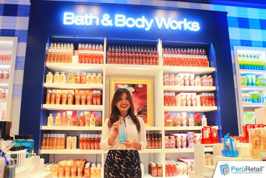 Bath Body Works 1 peru retail - Bath & Body Works prevé abrir 3 tiendas dentro de malls este año en Perú