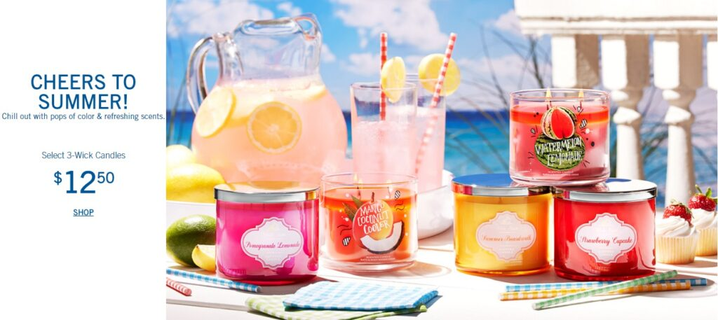 Bath & Body Works 7