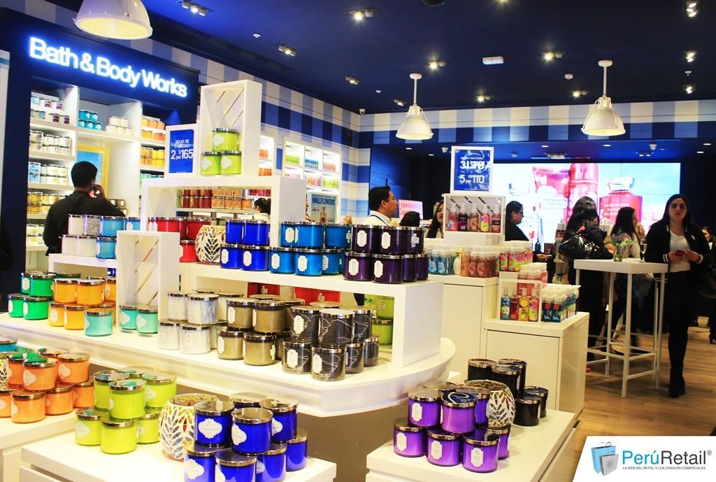 Bath & Body Works (8) peru retail