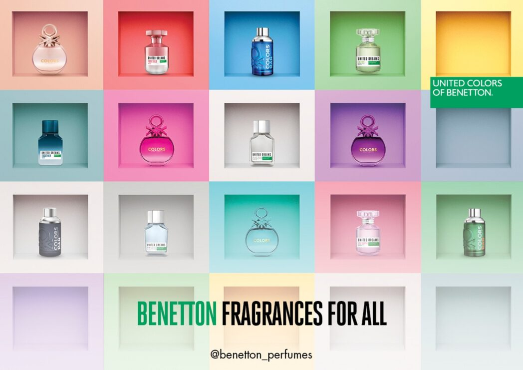 Benetton Still Life English Visual Campaign
