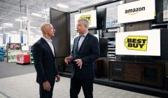 Best Buy y Amazon 240x140 - Best Buy y Amazon se asocian para vender televisores inteligentes
