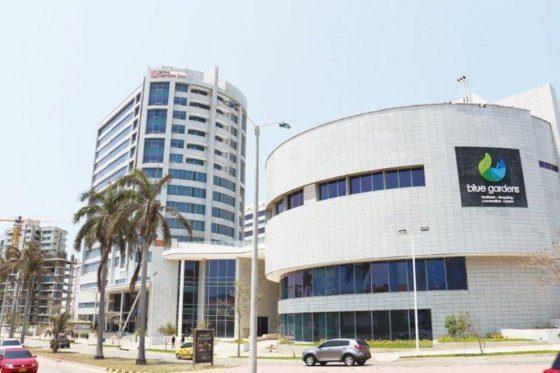 Blue Gardens - Conozca los 7 malls que se abrirán en Barranquilla entre el 2016 y el 2018