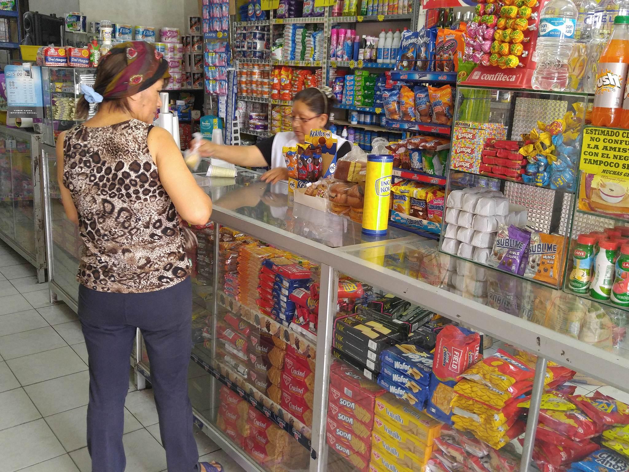 Bodegas - 7 de cada 10 bodegueros de Lima consideran que sus ventas incrementarán este 2018