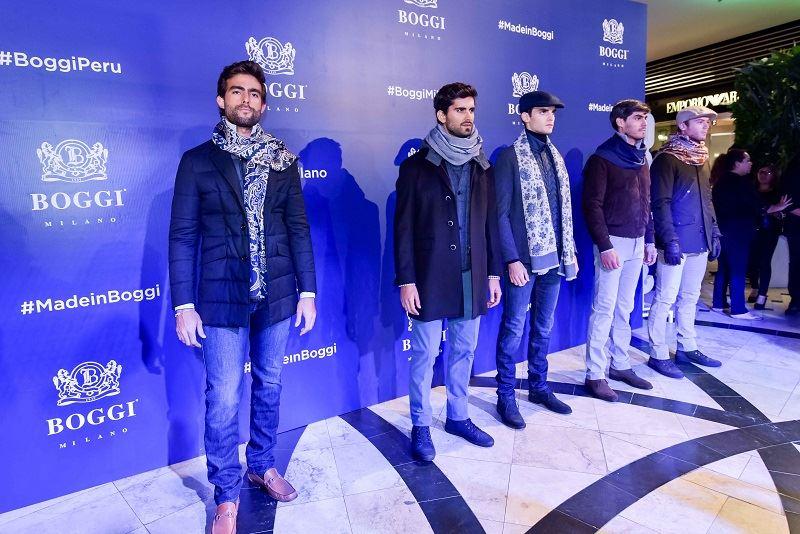 Boggi Milano 3 - Boggi Milano abrió en Perú su primera tienda en Latinoamérica
