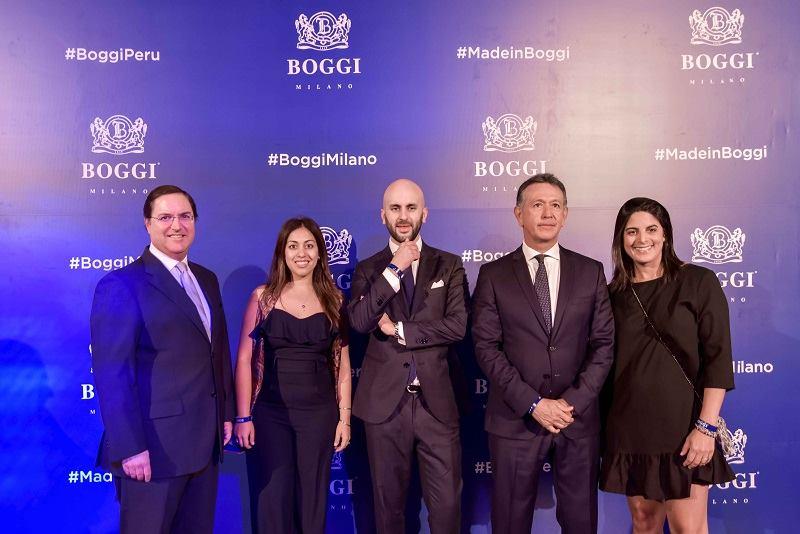 Boggi Milano 4 - Boggi Milano abrió en Perú su primera tienda en Latinoamérica
