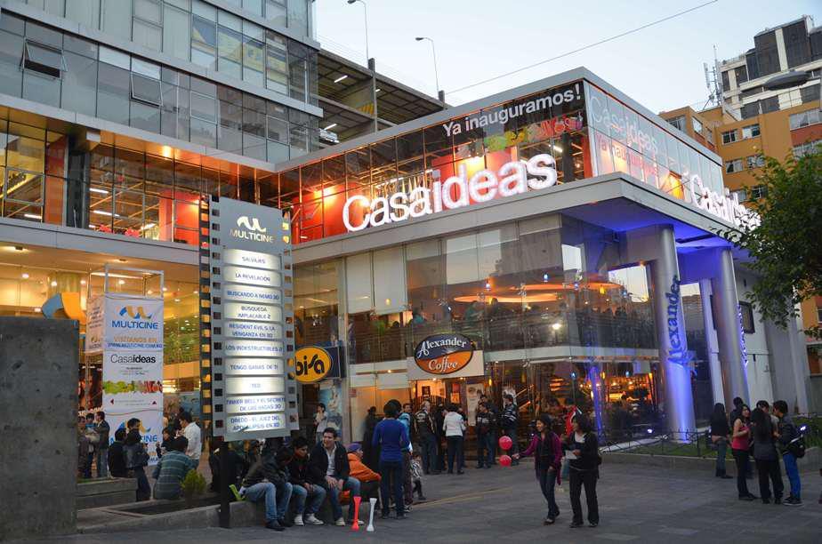 Bolivia retail