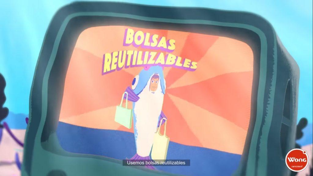Bolsas Reutilizables Wong y Metro 1024x576 - Perú: Este es el supermercado que dejará de entregar bolsas plásticas