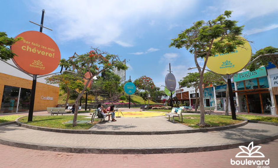 Boulevard Asia - Perú: Ahora Jockey Plaza te lleva de Surco hasta el aeropuerto en 8 minutos