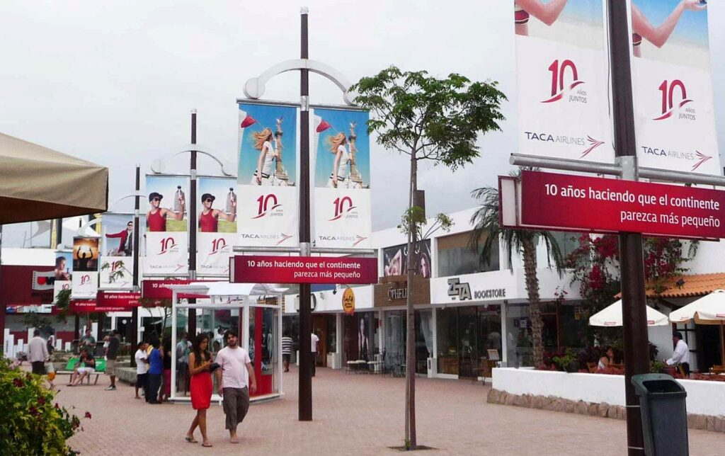Boulevard de Asia1 1024x644 - Perú: Ahora Jockey Plaza te lleva de Surco hasta el aeropuerto en 8 minutos