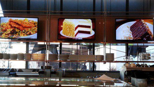 Brightsign-y-LG-en-Cheesecake-Factory