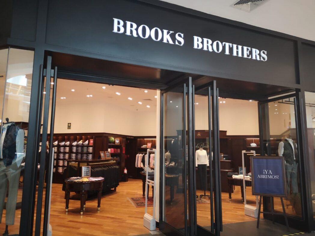 Brooks Brothers Jockey Plaza - Perú: Brook Brothers se renueva y abre nueva tienda en Jockey Plaza