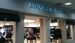 Brooks Brothers tiendas Lima.