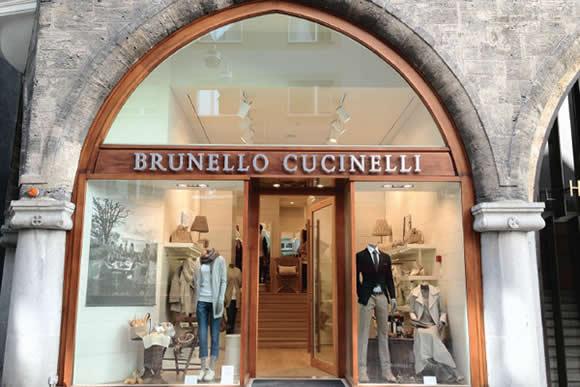 Brunello Cucinelli crece en mercado americano