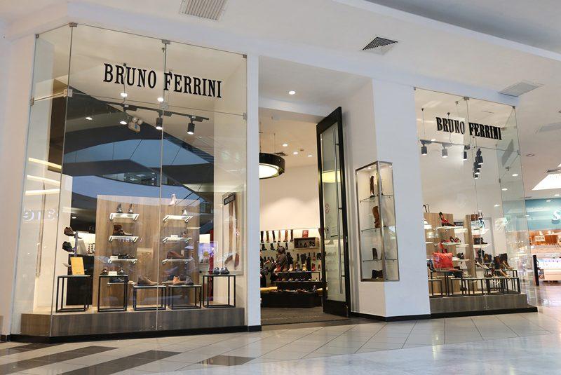 5b3a95cb13 Ticket promedio de compra de Bruno Ferrini llega a S/ 1,000