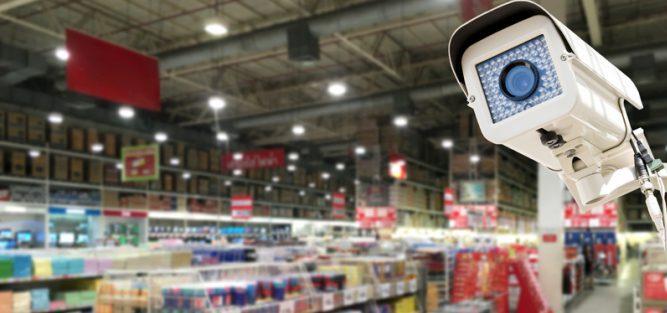 CAMARAS VIDEOVIGILANCIA BUFET COLLS - ¿Cómo incrementar la seguridad para evitar robos en tienda?