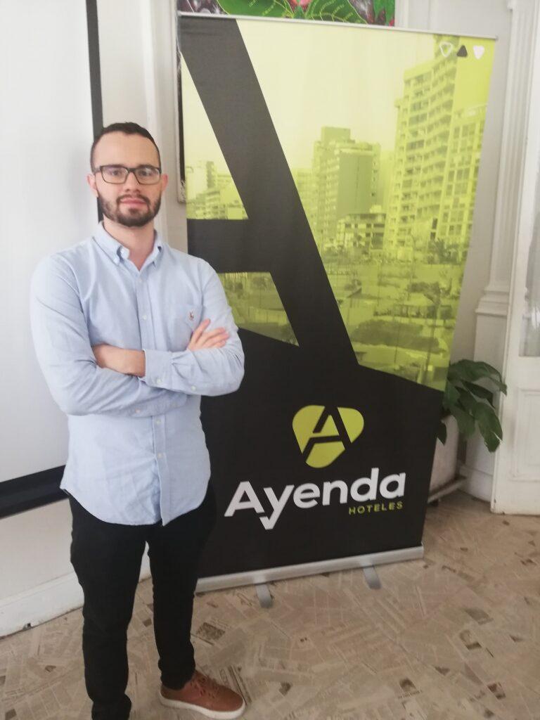 CEO AYENDA 768x1024 - Ayenda, el primer hotel low cost en Perú con un singular modelo de negocio
