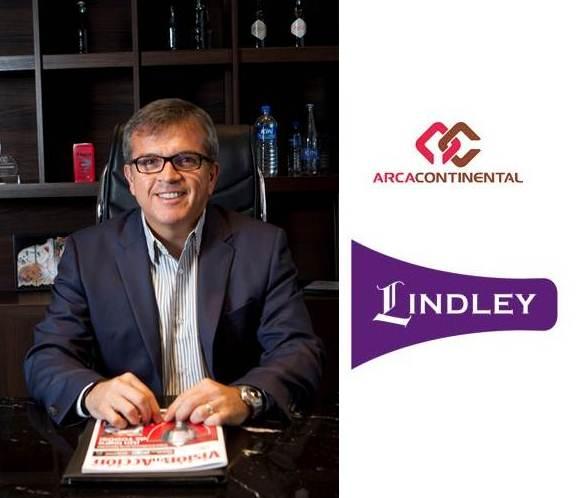 CEO Arca Continental Lindley - Arca Continental Lindley tendrá nuevo CEO el 2018