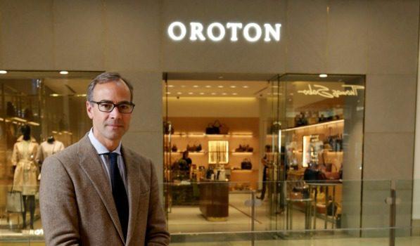 CEO de OrotonGroup Mark Newman - GAP planea cerrar todas sus tiendas en Australia