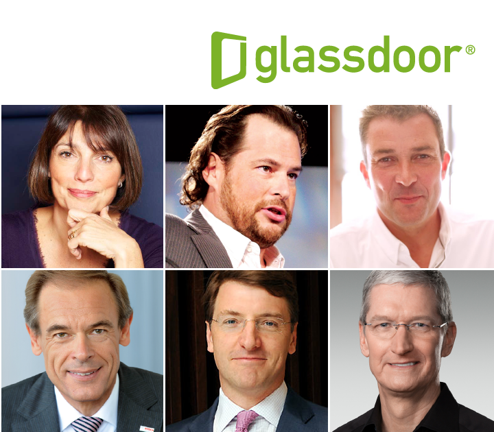 CEOs FB SharePost 1200 - ¿Quiénes son los CEO's más respetados por sus empleados?