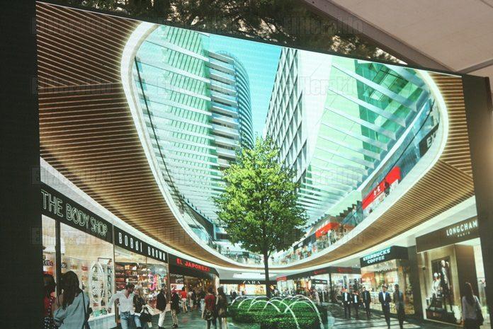 CITY PARK 696x465 - Complejo inmobiliario y comercial City Park León de México costará US$ 400 millones de dólares