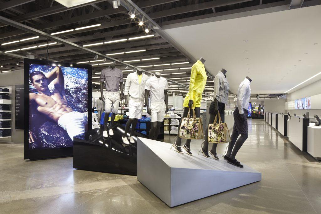 CK store 1024x683 - Calvin Klein abre las puertas de una nueva tienda en el mercado español