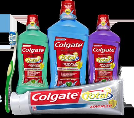 COLGATE - Colgate es la marca preferida por los peruanos en el rubro de cuidado personal