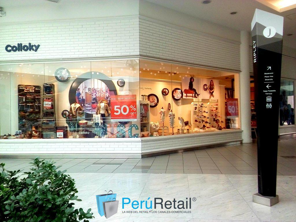 COLLOKY 2 Peru Retail 1024x768 - Perú: ¿Cuáles son las tiendas que puedes visitar en el Jockey Plaza?