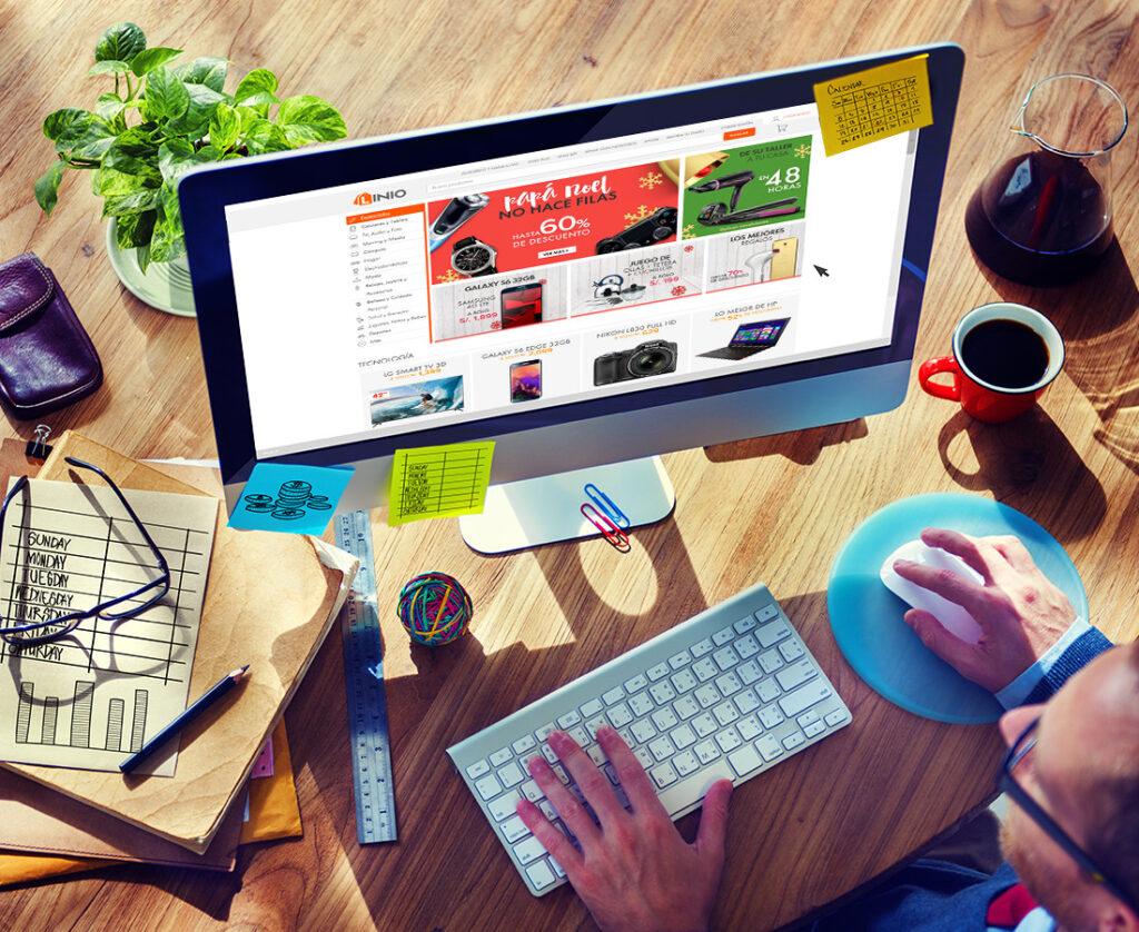 COMPRAS ONLINE LINIO2 1024x838 - CAMP 2019: 4 estudios que revolucionarán la gestión de marketing