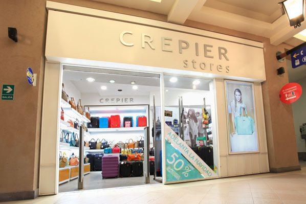 """CREPIER 1 - Crepier abriría """"flagship store"""" en nuevo mall de La Molina"""