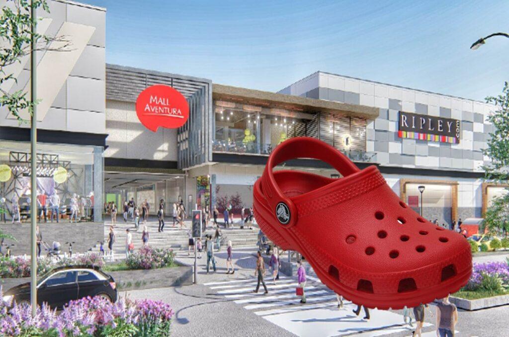 CROCS MALL AVENTURA CHICLAYO Perú Retail 1024x678 - Crocs abrirá su tienda número 16 en el Mall Aventura Chiclayo
