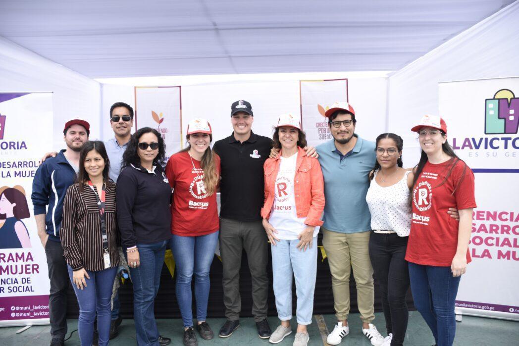 CX1S Backus LV1 - Conoce el compromiso social de Backus con las mujeres bodegueras del Perú