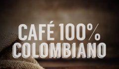 Café 100% colombiano