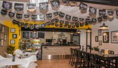 Cafetería Sodexo ande peruano