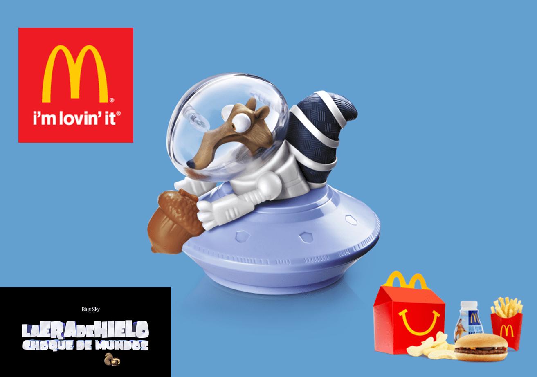 Cajita Feliz McDonalds