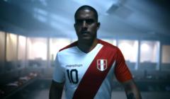 Marathon presenta nueva camiseta de la selección peruana