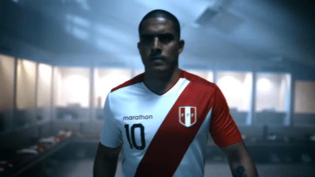 Marathon presenta nueva camiseta de la selección peruana f9353ecdeccb3