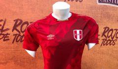 Camiseta selección peruana 240x140 - Rusia 2018: Selección peruana presentó su tercera camiseta mundialista