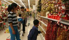 Campaña navideña centros comerciales 1 240x140 - El ticket medio por compra en Navidad es un 12% superior al del resto del año
